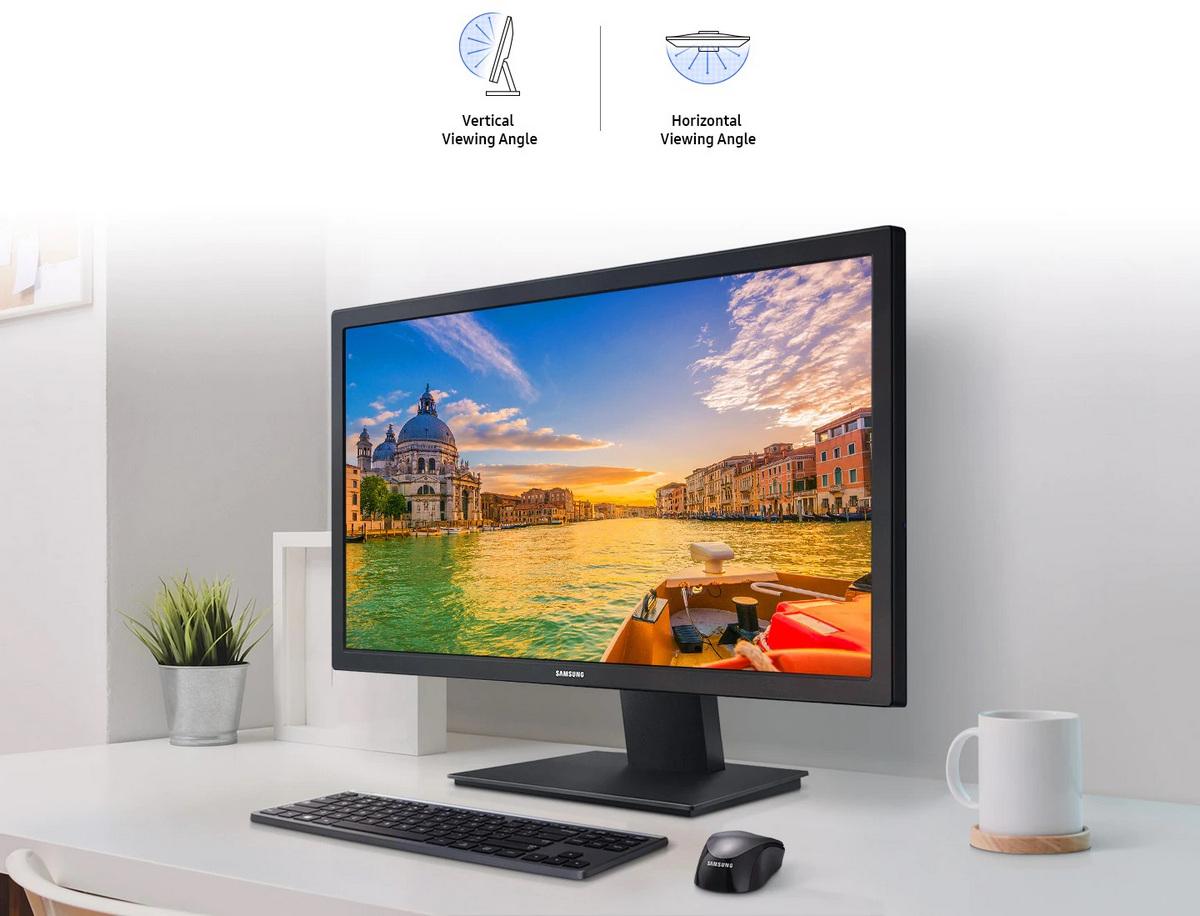 Màn hình Samsung LS24A310NHEXXV 23.8Inch VA