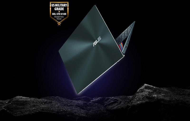 Laptop Asus Zenbook Duo UX482EG-KA166T