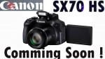 Máy ảnh Canon siêu zoom PowerShot SX70 HS có gì hot?