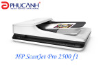HP ScanJet Pro 2500 f1 - Máy quét lí tưởng dành cho các doanh nghiệp lớn
