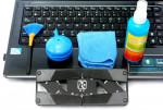 Cách vệ sinh laptop tại nhà đúng cách
