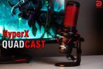 [UNBOX] HyperX Quadcast - Mảnh ghép hoàn hảo dành cho Streamer, Gamer