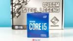 [REVIEW] INTEL CORE I5 10600 VÀ ASROCK B460M STEEL LEGEND - BỨT PHÁ SỨC MẠNH CHO CPU INTEL GEN 10