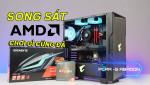 [REVIEW] PCPA-S ABADON: Song sát AMD - Chơi gì cũng đã