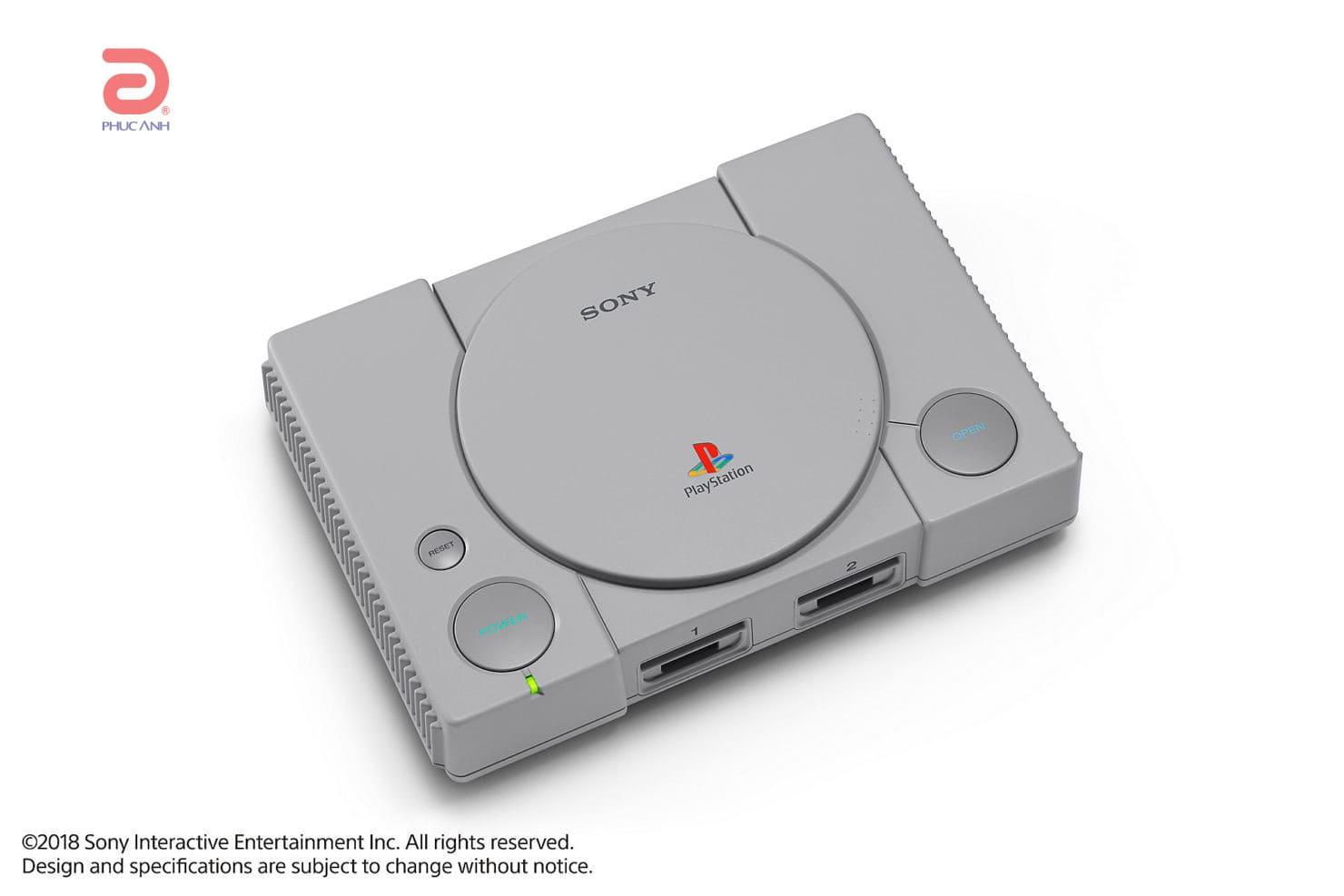 Sống lại tuổi thơ cùng Playstation Classic