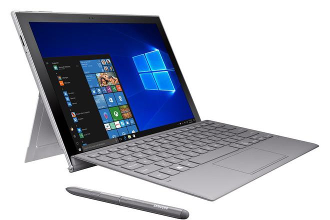 Galaxy Book 2 chiếc tablet cao cấp của Samsung với màn hình OLED 12 inch, Snapdragon 850,  giá bán 1.000 USD