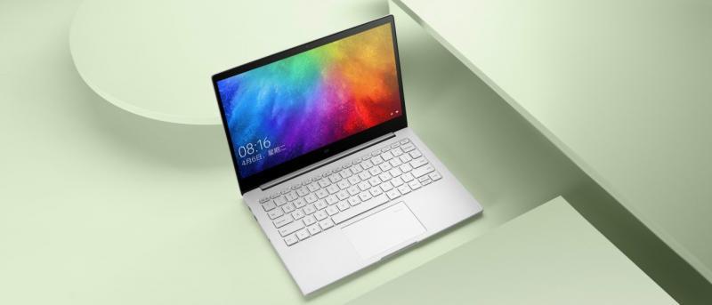 Xiaomi Mi NoteBook Air chính thức ra mắt với màn hình 13.3 inch, chip thế hệ thứ 8, giá 13.4 triệu