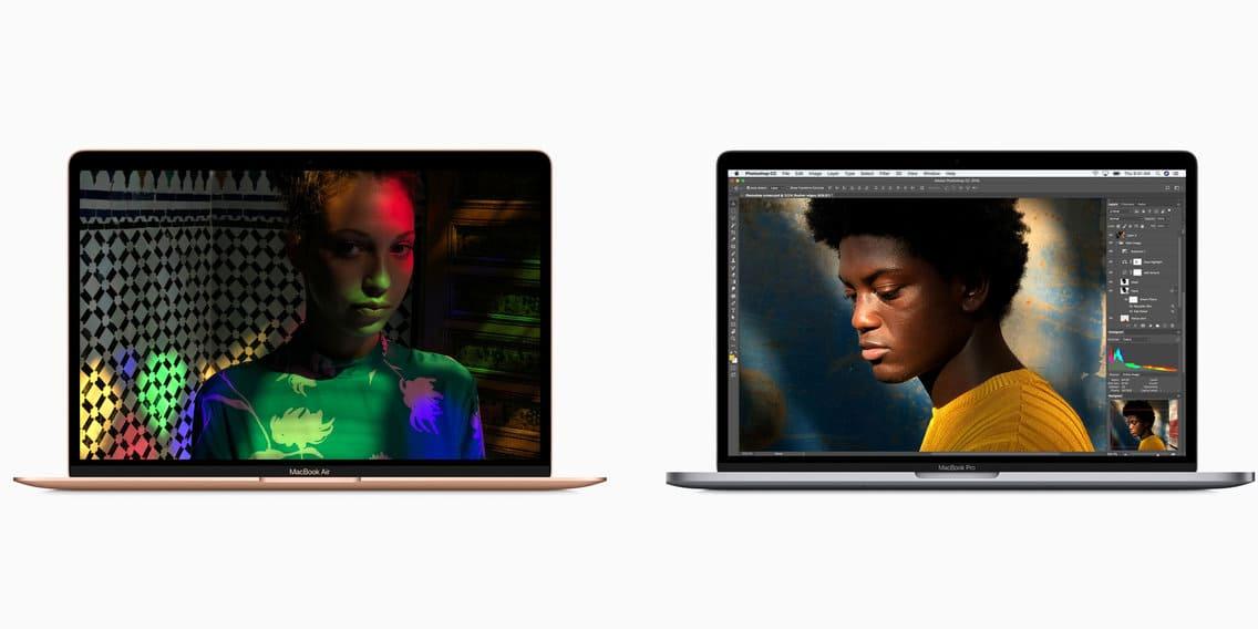MacBook Air mới và MacBook Pro 2018 điểm nào tạo nên sự khác biệt
