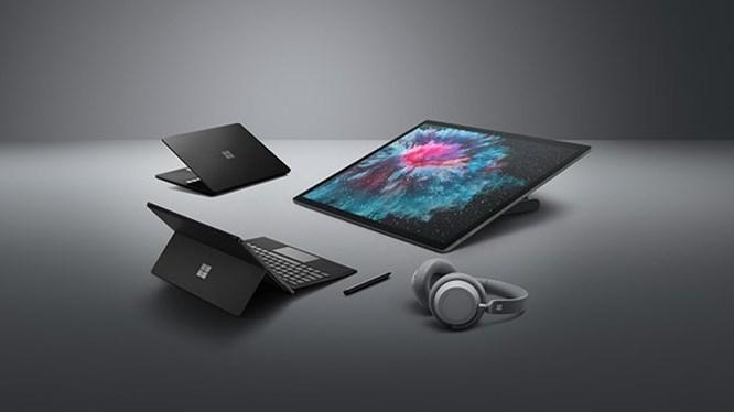 Surface Pro 6:  nhỏ gọn, cấu hình tốt dành cho doanh nhân