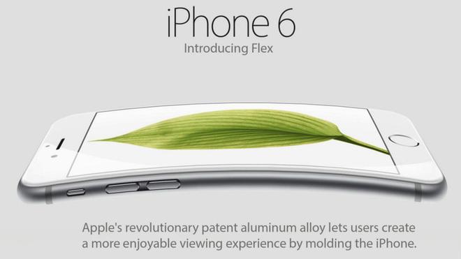Apple đang ấp ủ dự định về những mẫu iPhone màn hình gập?