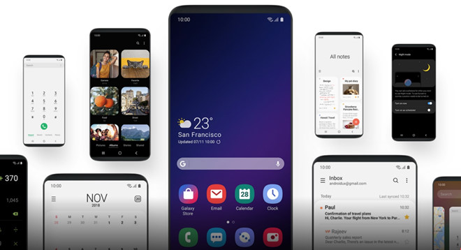 Bộ đôi Galaxy S9 và S9+ có thể cập nhật One UI với nhiều tính năng mới