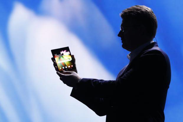 Samsung sẽ chính thức cho ra mắt smartphone màn hình gập trong tháng 2 này