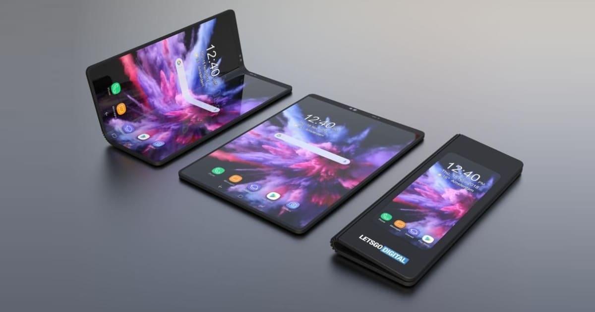 Siêu phẩm Samsung Galaxy Fold màn hình gập chính thức được ra mắt