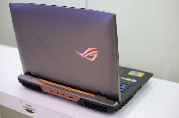 """Laptop gaming"""" Asus ROG G703GX """"hàng khủng lên kệ thách thức PC Gaming!!!"""