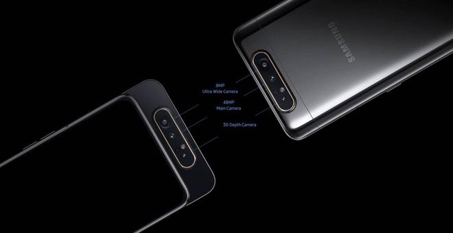 Những thông tin cực nóng về chiếc Samsung Galaxy A80 mà bạn cần biết