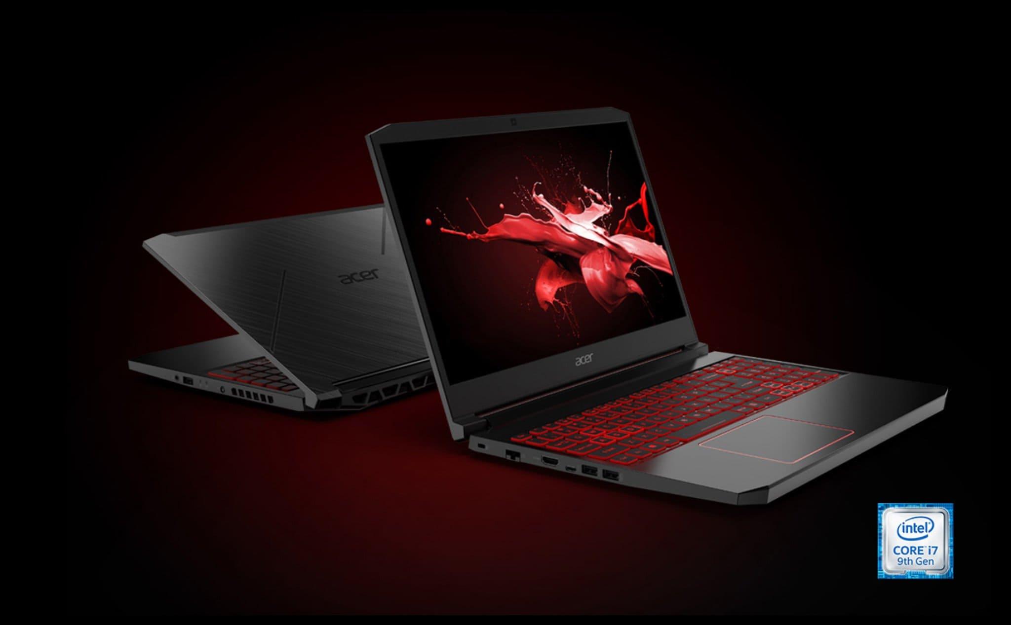 Acer vừa trình làng laptop gaming Nitro 7 và phiên bản nâng cấp của Nitro 5