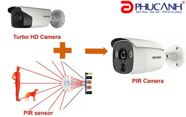 Hướng dẫn sử dụng cảm biến PIR trên dòng camera Hikvision Turbo 4.0