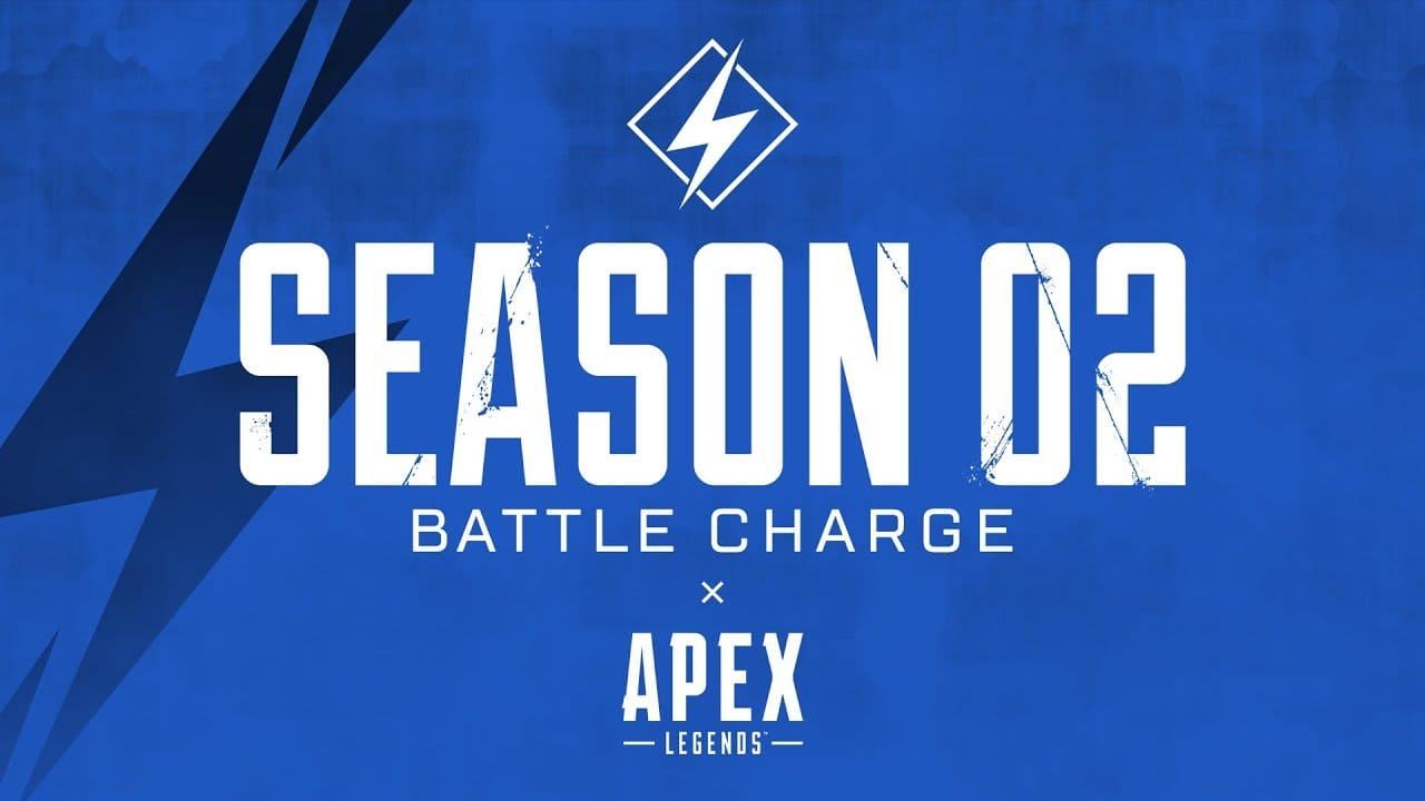 APEX LEGENDS MÙA GIẢI THỨ HAI : BATTLE CHARGE