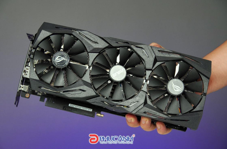 TRÊN TAY CARD ĐỒ HỌA RTX 2060 SUPER OC 8GB ROG STRIX – THÊM SỰ LỰA CHỌN CHO VGA CẬN CAO CẤP