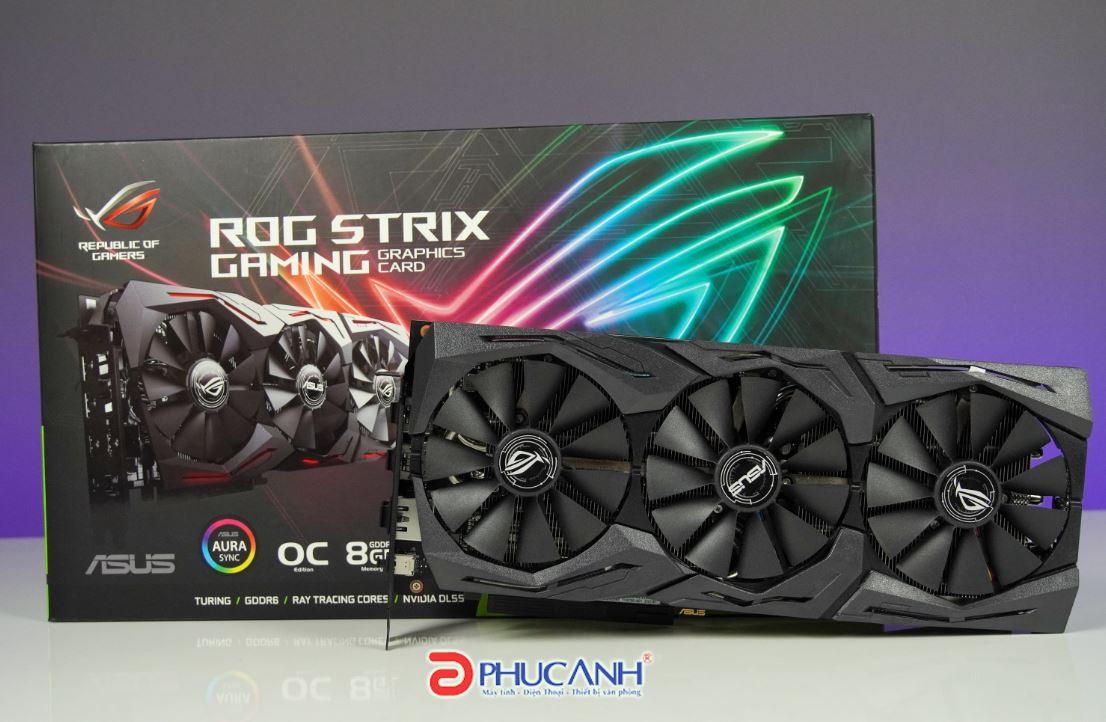 [REVIEW] RTX 2060 SUPER ROG STRIX – SỰ LỰA CHỌN HOÀN HẢO CHO VGA CẬN CAO CẤP