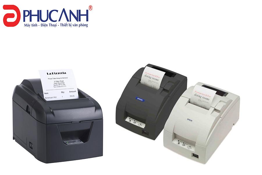 Phân loại các máy in hóa đơn hiện nay