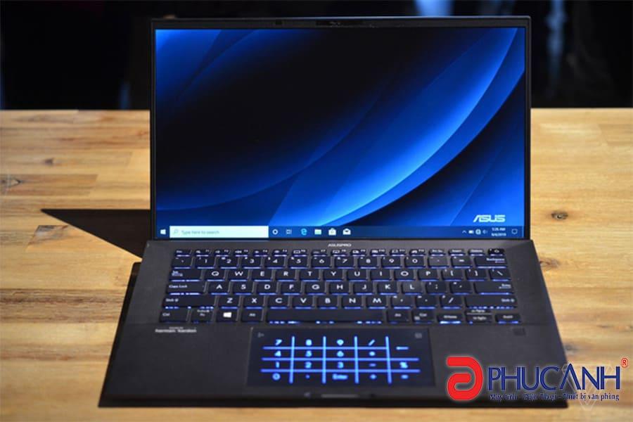 Asus ra mắt laptop trọng lượng 880g, nhẹ nhất thế giới