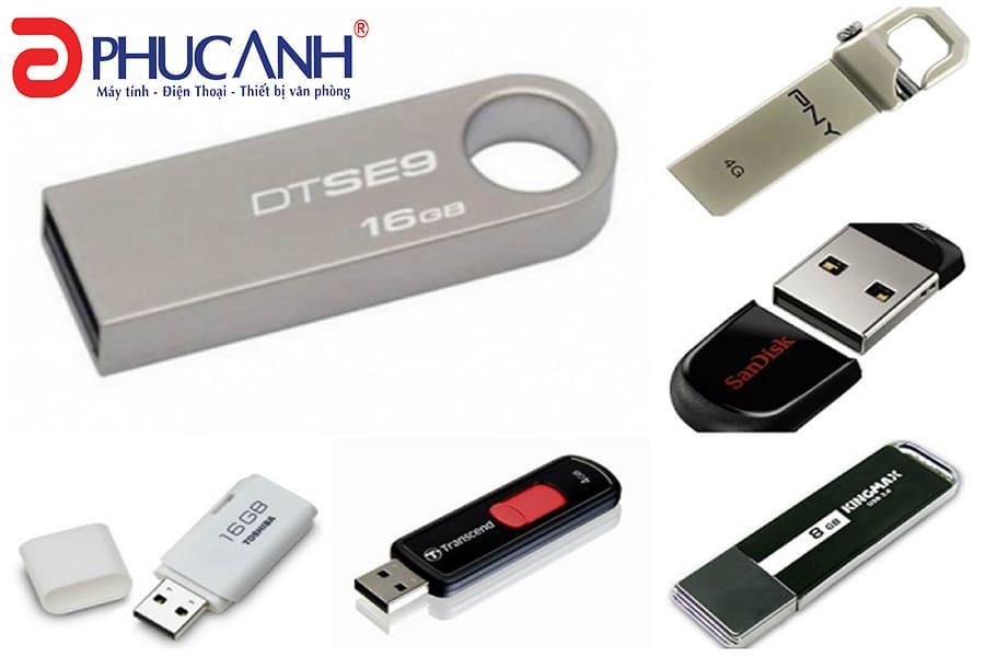 5 thương hiệu USB được ưa chuộng nhất