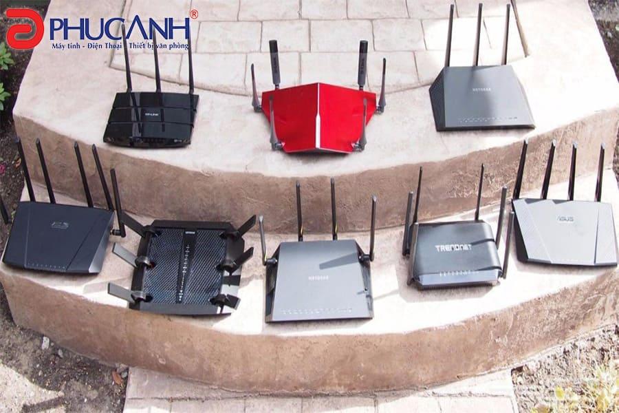 Thương hiệu Router phát sóng Wifi mạnh nhất