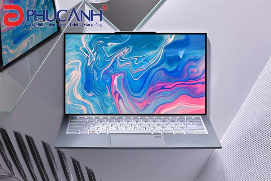 Asus ra mắt ZenBook S13 UX392 - Laptop có tỉ lệ hiển thị lớn nhất hiện nay