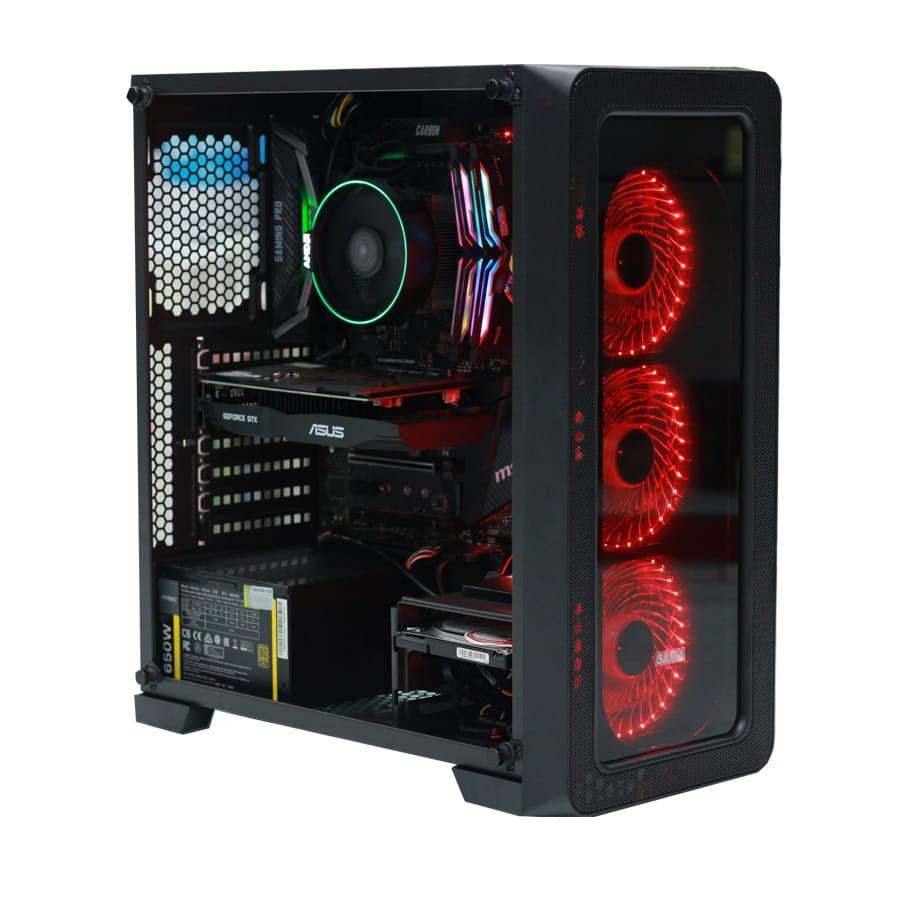 [Review] Máy trạm Workstation PAWSA02- Sở hữu sức mạnh vượt bậc của AMD Ryzen 7 2700X với mức giá vô cùng hấp dẫn