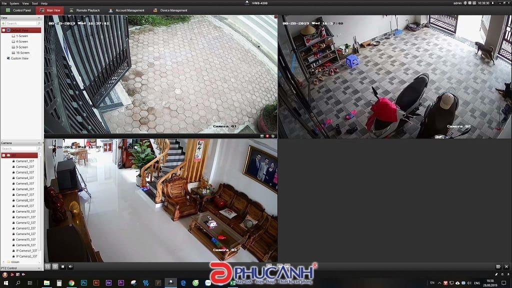 Những điều cần biết khi sử dụng hệ thống camera giám sát tại gia đình?