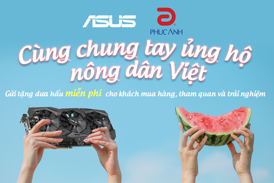 Chung tay ủng hộ nông dân Việt - Giải cứu dưa hấu