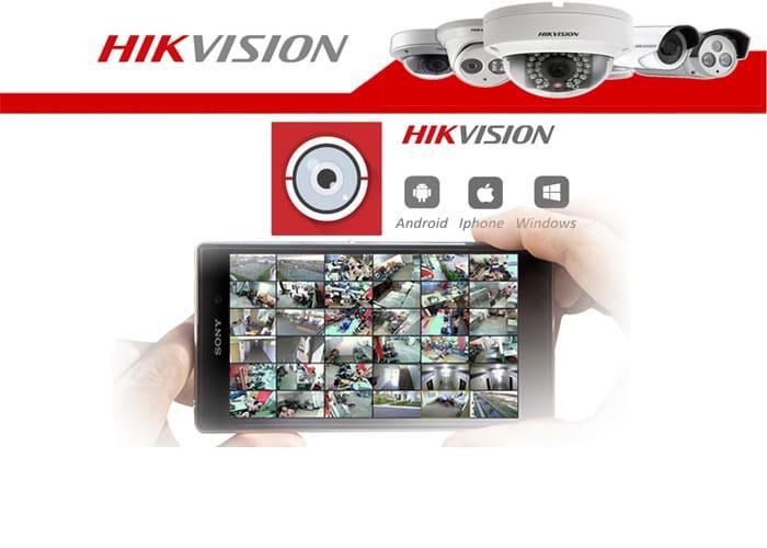 Cách xem lại camera giám sát Hikvision trên điện thoại đơn giản nhất