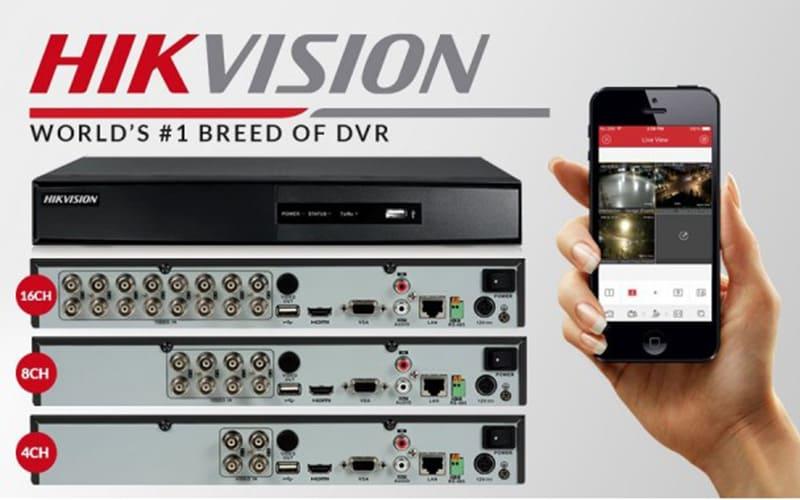 [Công nghệ] Hướng dẫn cài đặt đầu ghi Hikvision chi tiết nhất