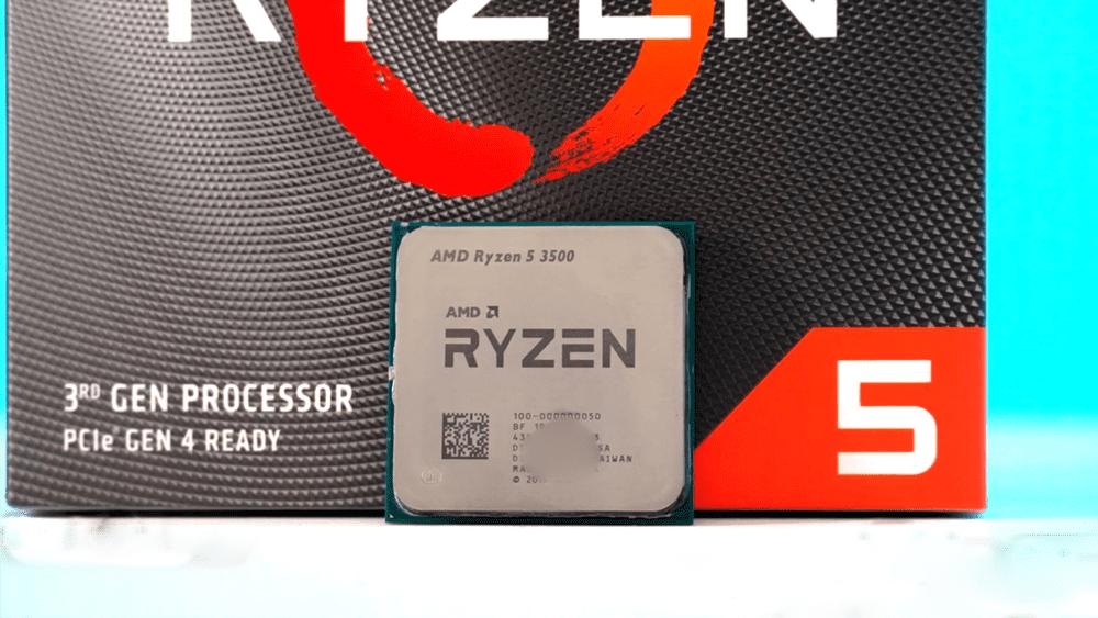 [Review] AMD Ryzen 5 3500 - với 6 nhân xử lý có thể làm được gì