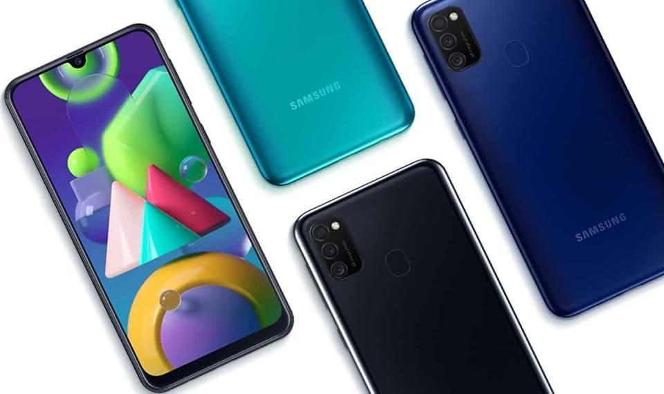[Công nghệ] Samsung ra mắt Galaxy M21 - Smartphone có pin lớn nhất thị trường