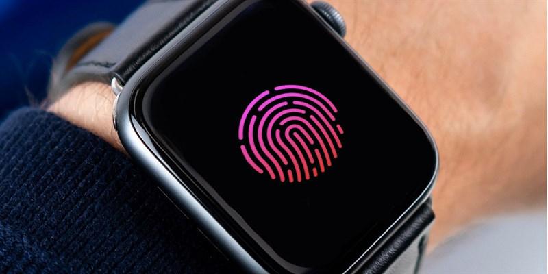 [Công nghệ] Apple Watch có thể sẽ trang bị touch ID dưới màn hình