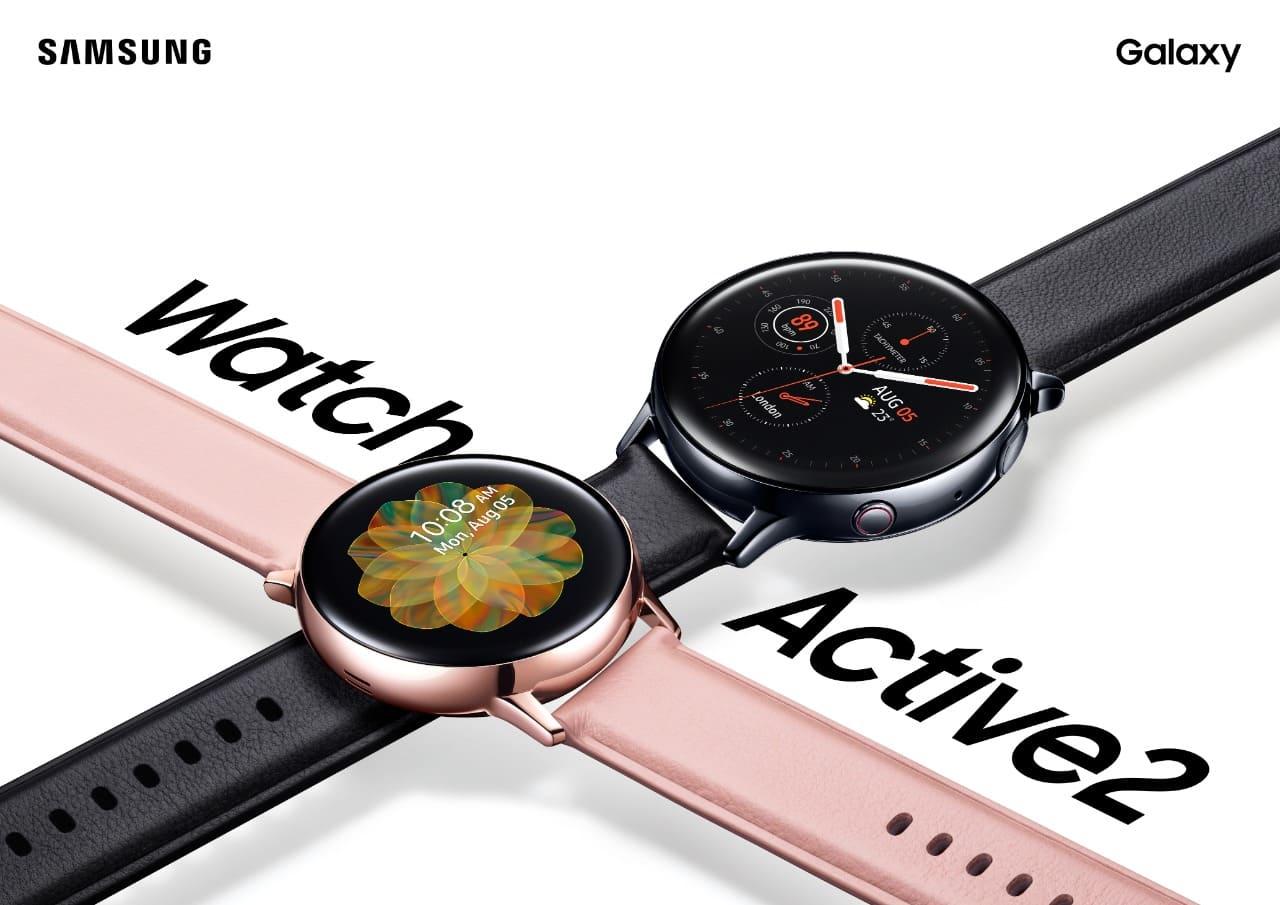 Galaxy Watch Active2 phiên bản LTE nghe gọi độc lập chính thức ra mắt tại Việt Nam