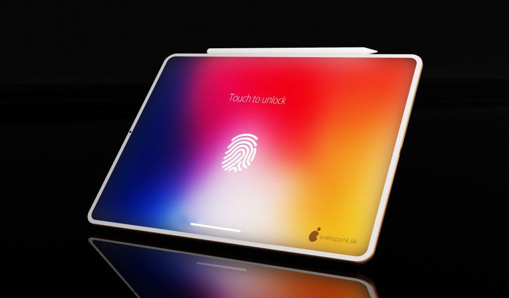 [Công nghệ] Khó cưỡng trước vẻ đẹp của iPad Air 2020 với viền siêu mỏng
