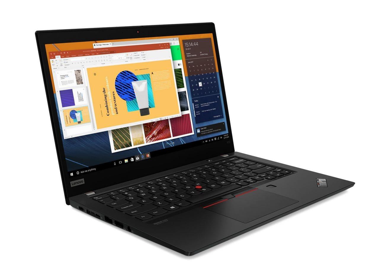 [Công nghệ] Lenovo ra mắt Thinkpad X13 - Thế hệ mới, bảo mật chuyên nghiệp