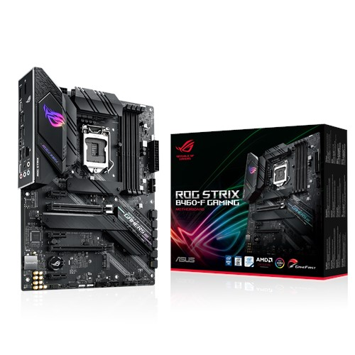 [REVIEW] ASUS B460F-Gaming - TOP của những chiếc Mainboard B460