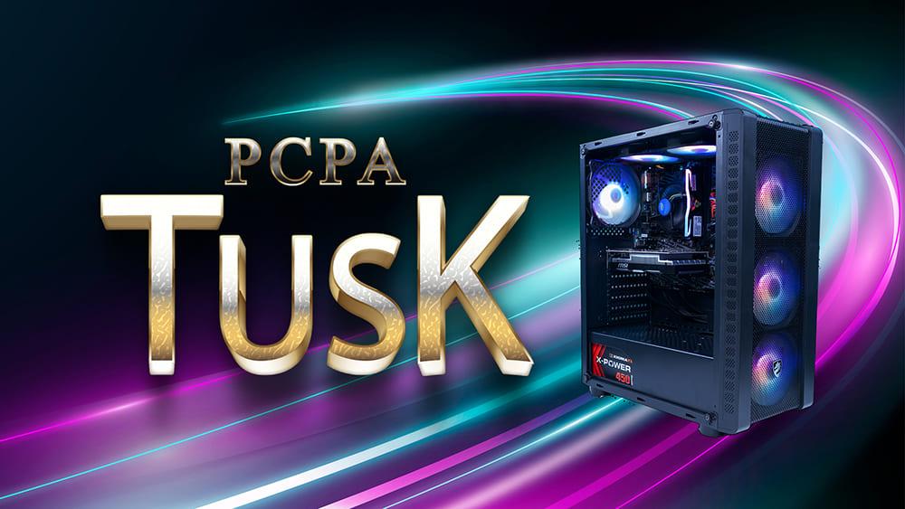 [REVIEW] PCPA TUSK - Chiến mọi game online chỉ với khoảng 10 triệu đồng
