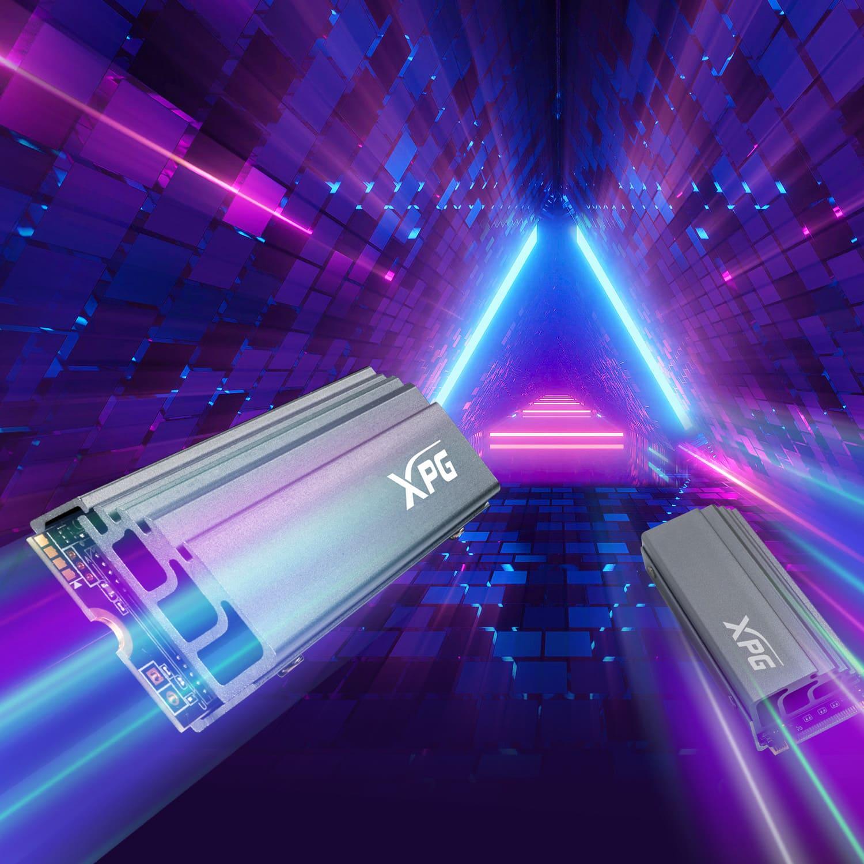 [Tin tức] Adata XPG GAMMIX S70 - Mang tốc độ tuyệt đỉnh của PCIe Gen đến với người đam mê công nghệ