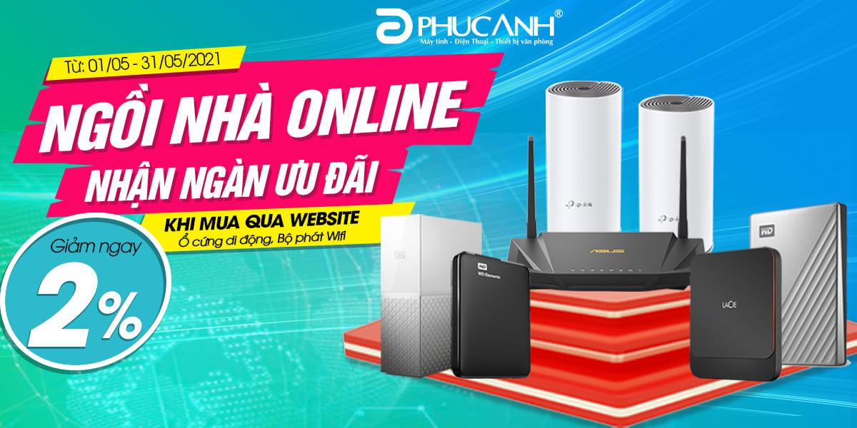 [Khuyến mại] Mua hàng Online - Nhận ngàn ưu đãi
