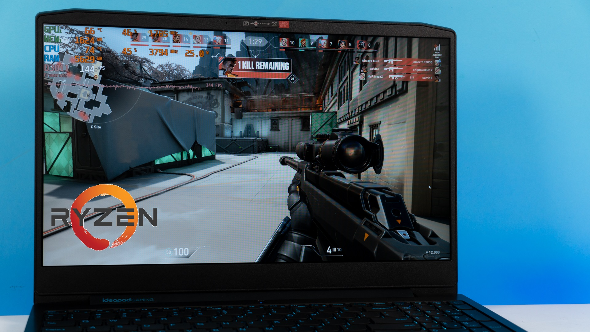 [Review] Lenovo gaming 3 – Laptop gaming 18 triệu liệu có khỏe?