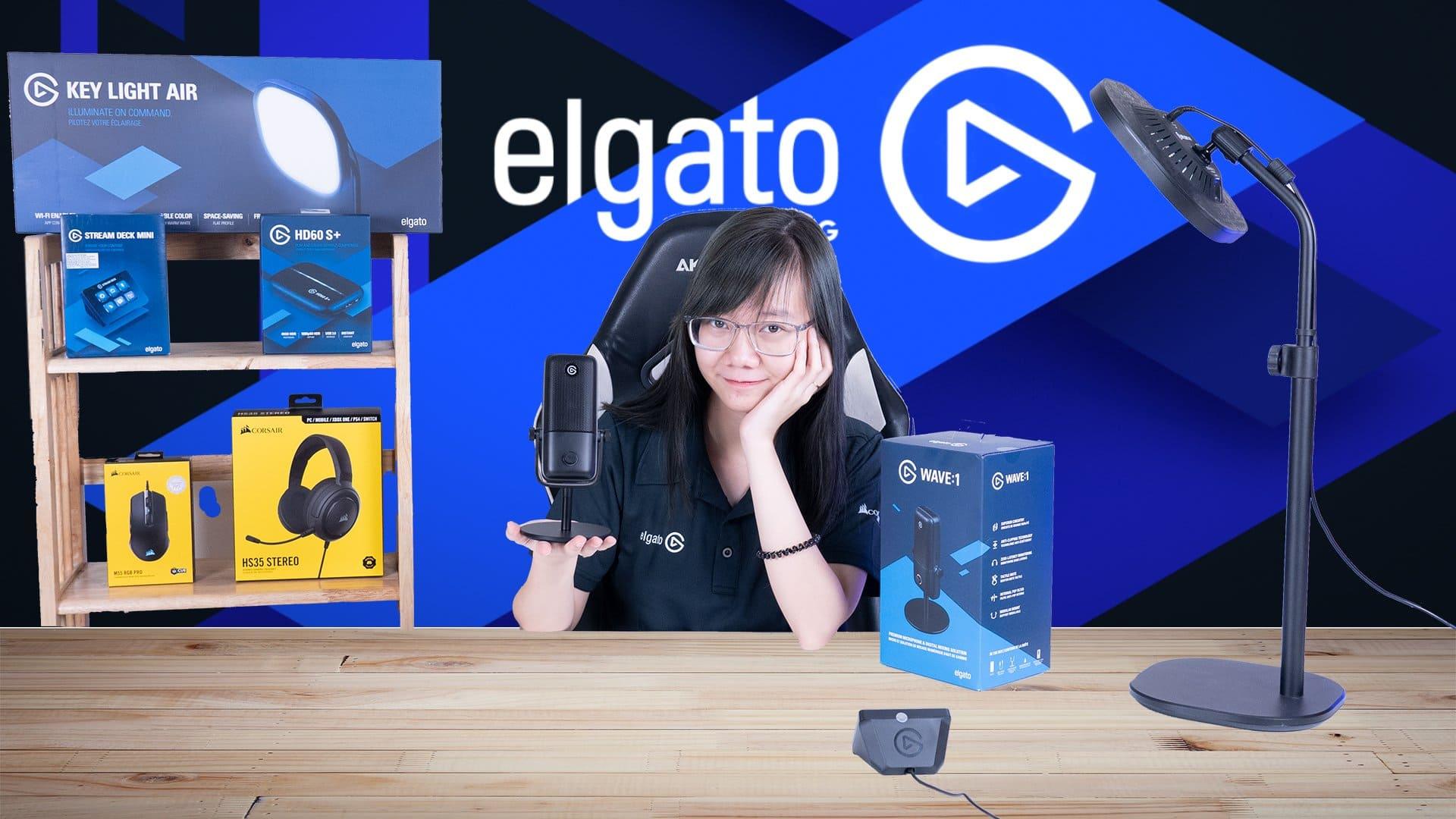 [REVIEW] Micro Wave 1 | Thiết bị Stream đến từ thương hiệu Elgato