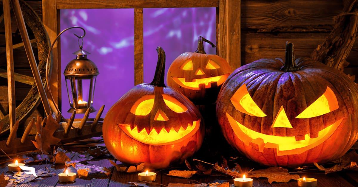 [Mẹo vặt] Làm mới messenger của bạn bằng hình nền Halloween