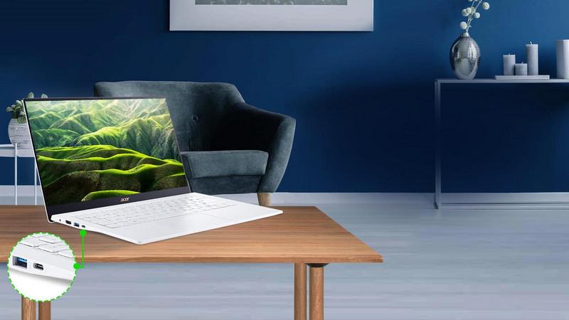 [Công nghệ] Những bộ óc thời trang của Acer được thể hiện tinh tế qua chiếc laptop hiện đại Swift 5 SF514 như thế nào?