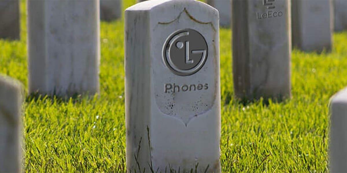 [Tin tức] LG có thể đóng cửa mảng kinh doanh điện thoại do không tìm được người mua