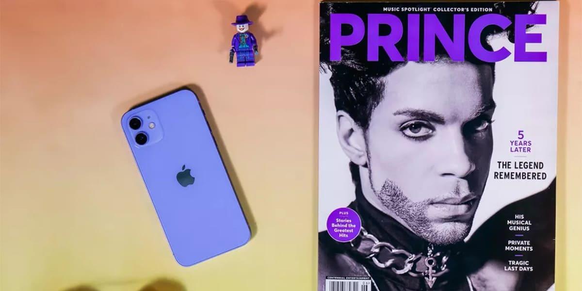 [Tin tức] Apple tung ra Iphone 12 màu tím, nên mua hay chờ Iphone 13?